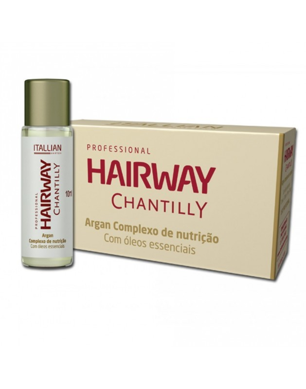 Display Chantilly Argan Hairway c/12 Itallian Color