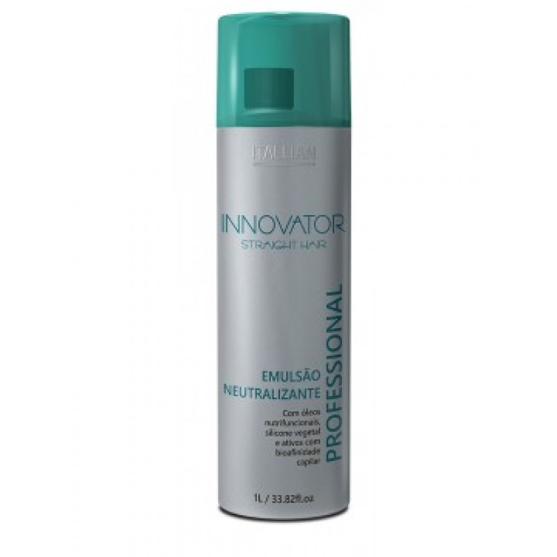 Emulsão Neutralizante Straight Innovator Itallian 1000ml