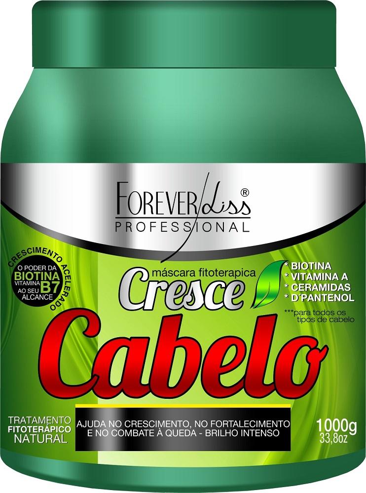 Forever Liss Máscara Cresce Cabelo 1kg
