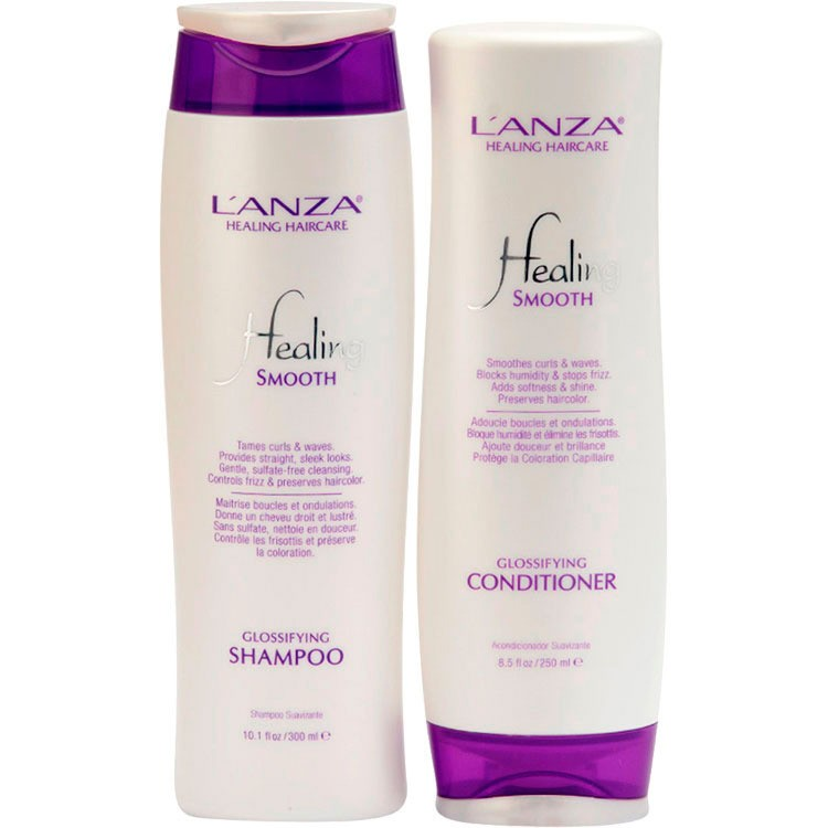 Lanza Healing Smooth Duo Kit (2 Produtos)