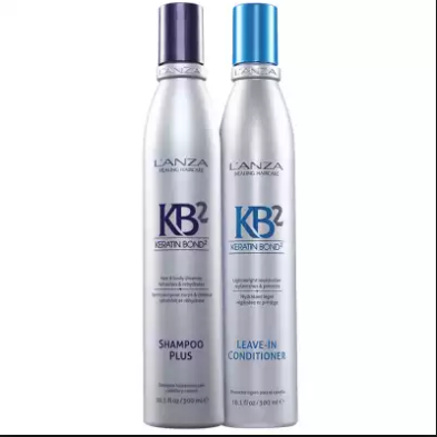 Lanza KB2 Plus Leave Kit (2 Produtos)
