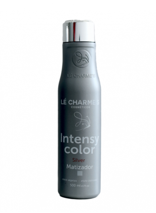 Lé Charmes Intensy Color Silver 500ml