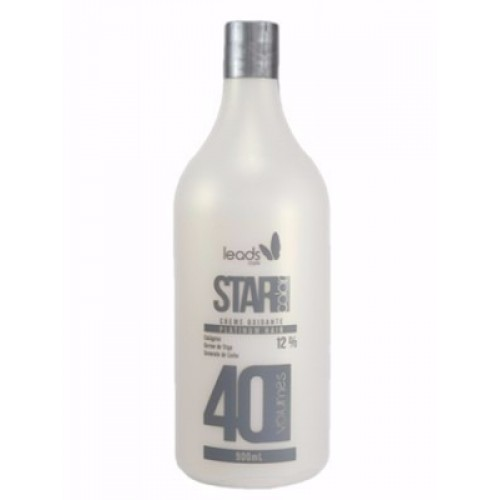 Leads Care Creme Oxidante Platinum 40 Vol 900ml