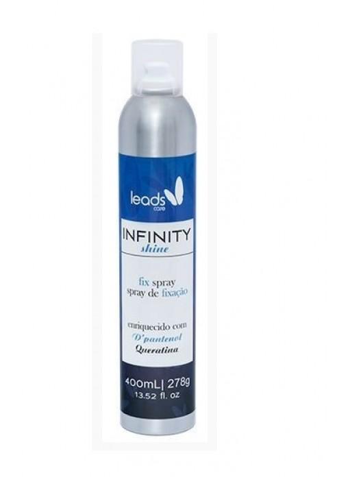 Leads Care Spray Fixador de Pentear 400ml