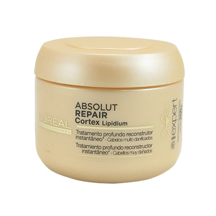 Loreal Máscara Absolut Repair Cortex Lipidium 200ml
