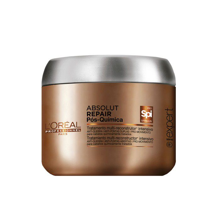 Loreal Máscara Absolut Repair Pós-Química 200ml