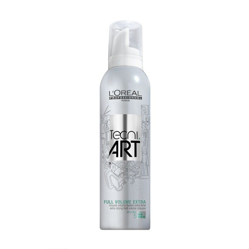 Loreal Mousse Tecni.Art Full Volume Extra 250ml