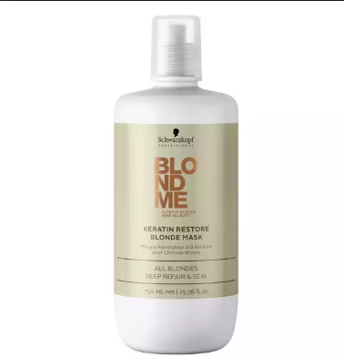 Máscara de Tratamento All Blondes BlondMe Schwarzkopf 750ml