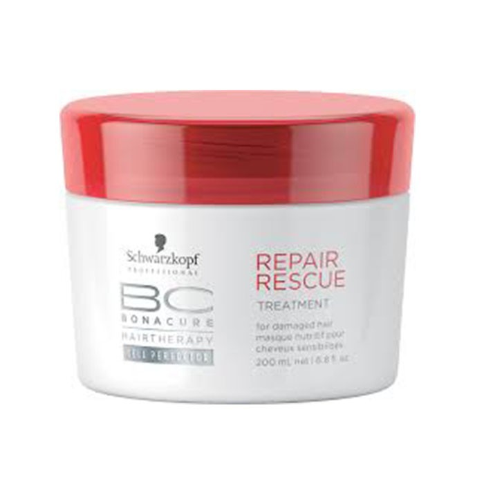 Máscara BC Bonacure Repair Rescue Schwarzkopf 200ml