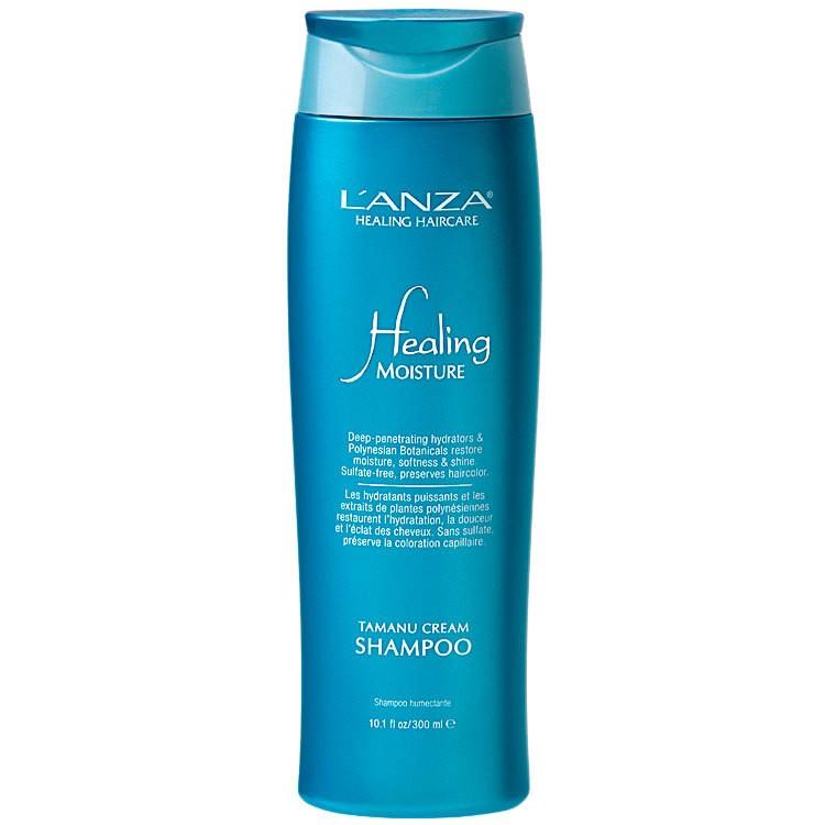 Shampoo Lanza Moisture Tamanu Cream 300ml