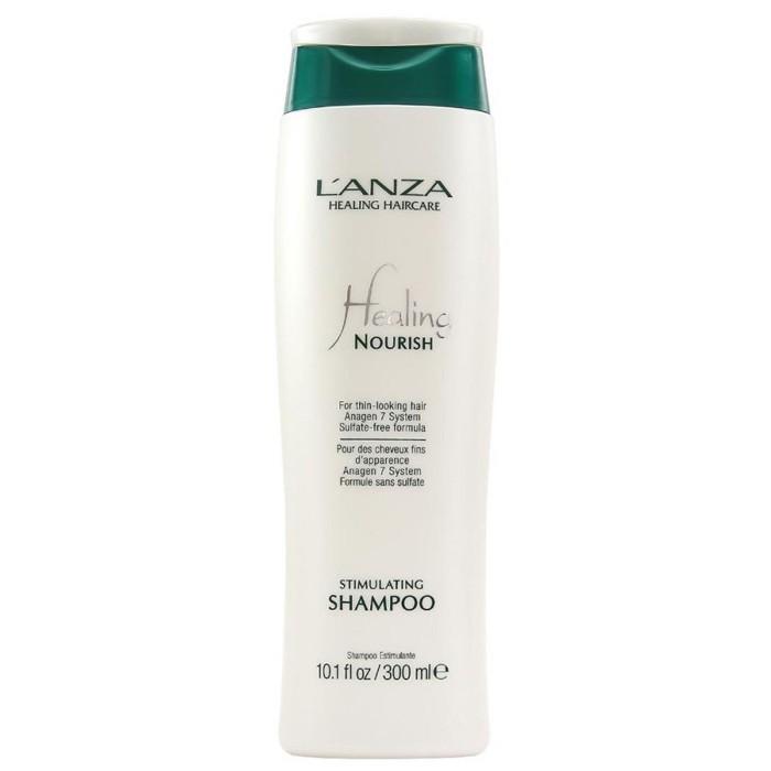 Nourish Stimulating Shampoo Lanza 300 ml