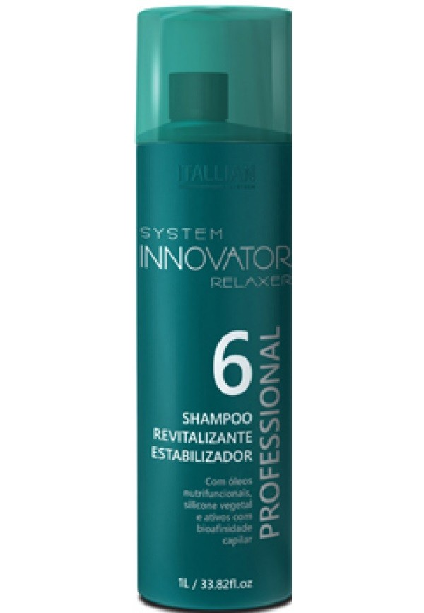 Oil Shampoo Remineralizante Innovator Itallian Color 250ml