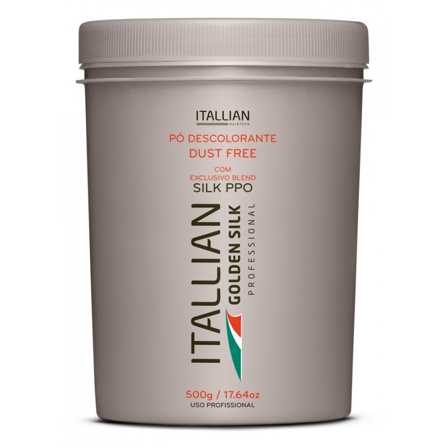 Pó descolorante Dust Free Itallian Color 500g