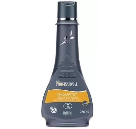 Raiz Latina Shampoo Cabelos Ressecados 250ml