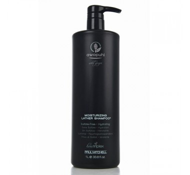 Shampoo Awapuhi Wild Ginger Moist Lather Paul Mitchell 1 L