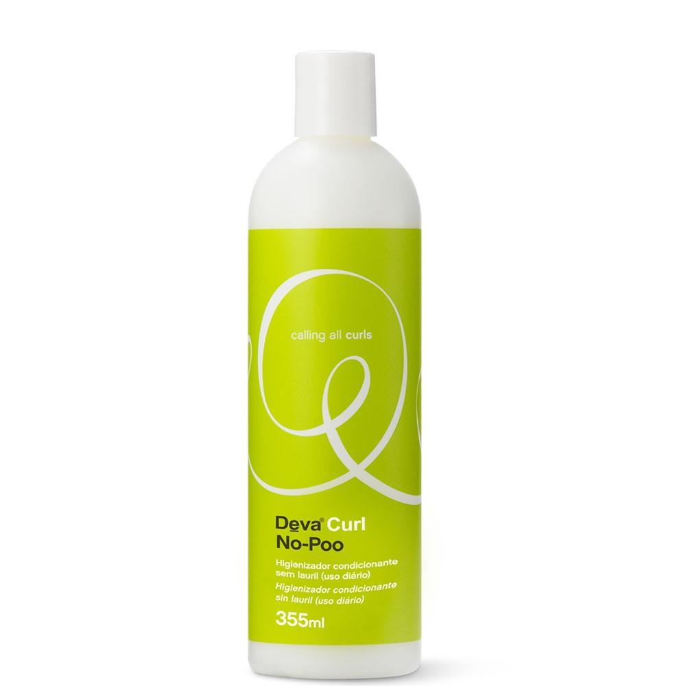Shampoo Cremoso Deva Curl No-Poo 355ml