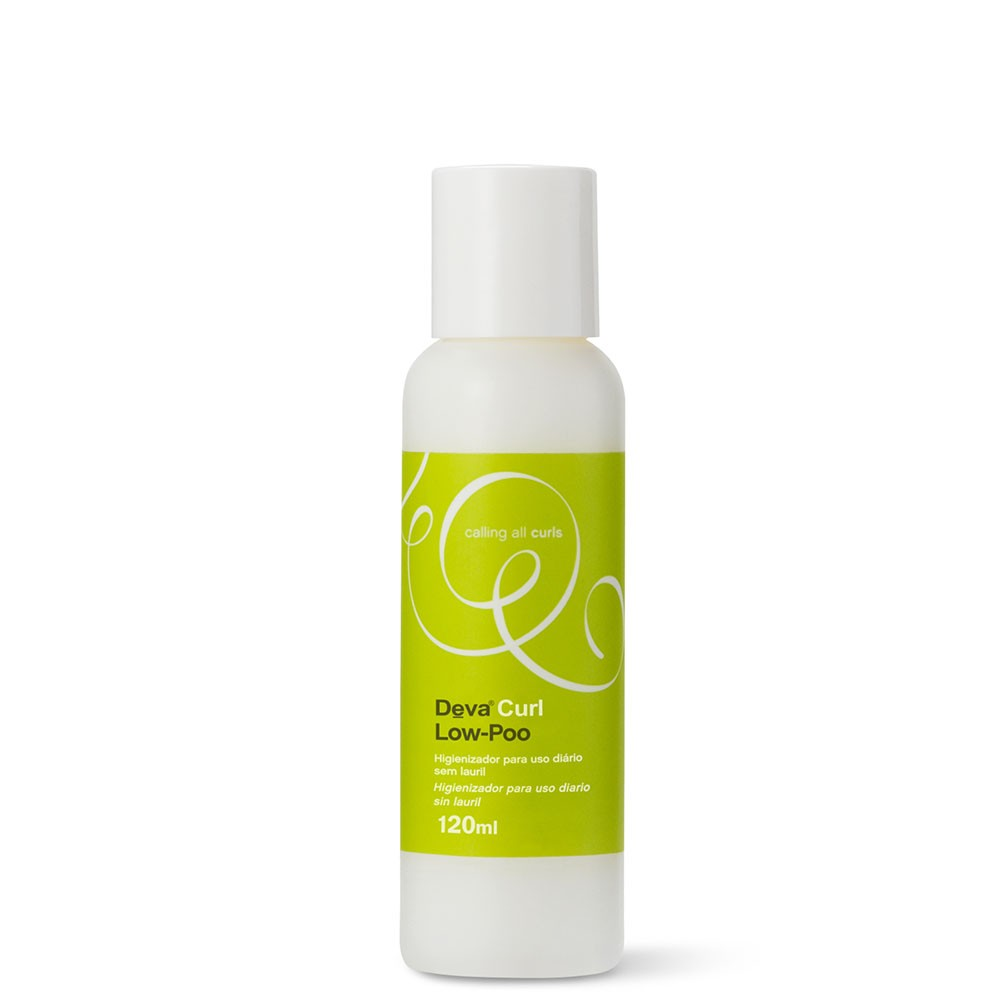 Shampoo Deva Curl Low-Poo 120ml