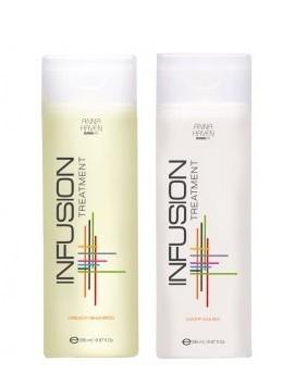 Shampoo e Mascara Infusion Anna Haven 2x295ml