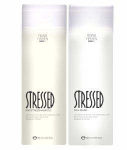 Shampoo e Mascara Stressed Anna Haven 2x295ml