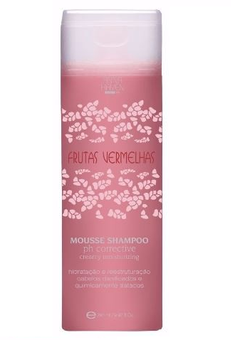 Shampoo Frutas Vermelhas Anna Haven 295ml