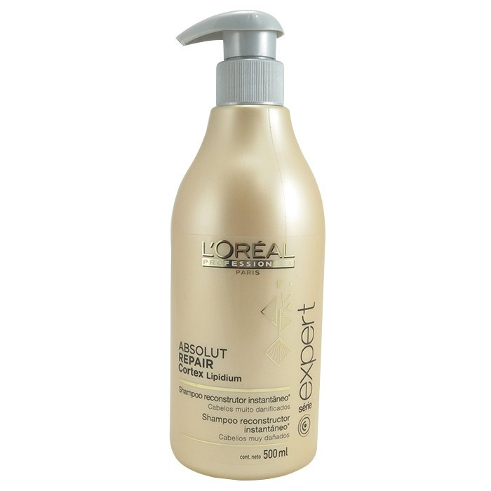 Shampoo Loreal Absolut Repair Cortex Lipidium 500ml