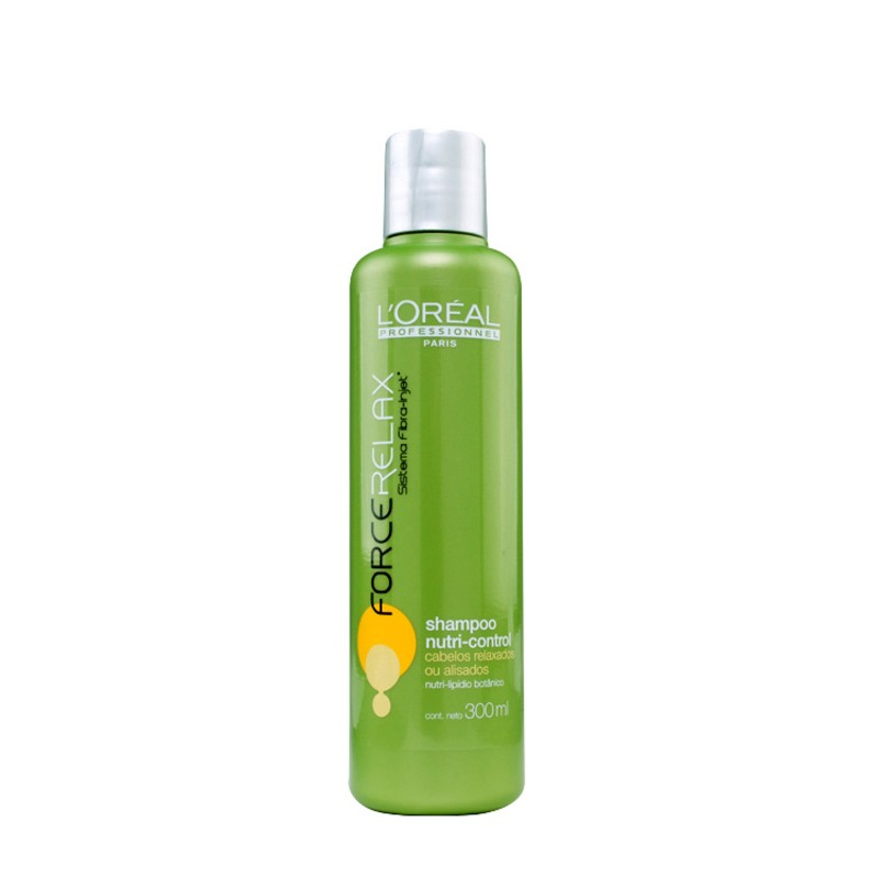 Shampoo Nutri-Control Force Relax Loreal Professionnel 300ml
