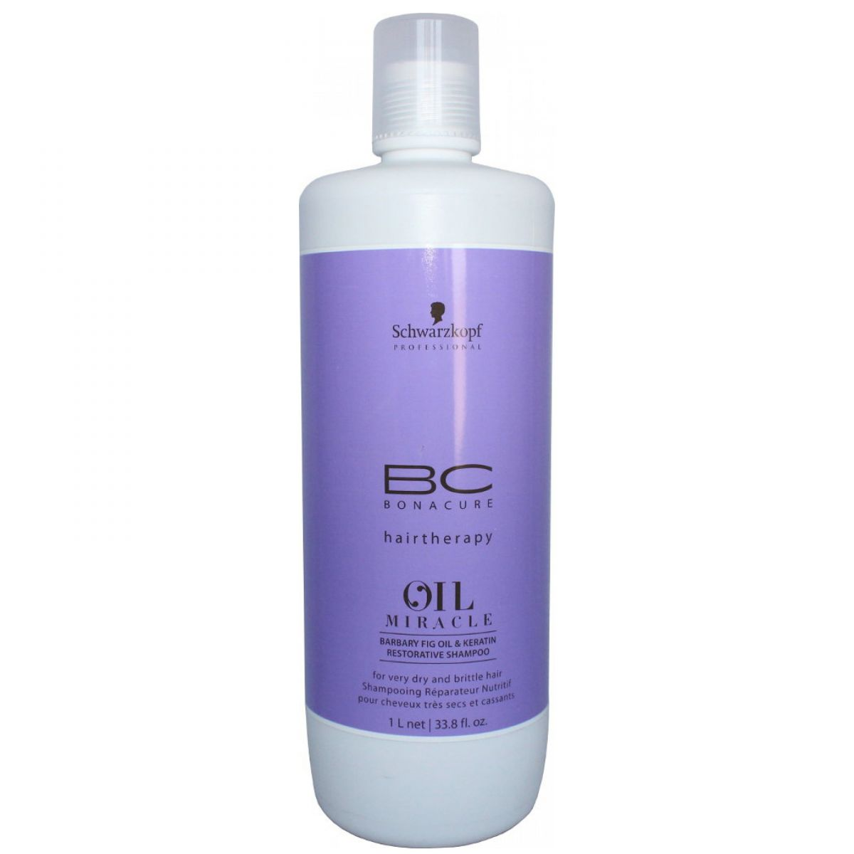 Shampoo Oil Miracle Barbary Fig Schwarzkof 1000ml
