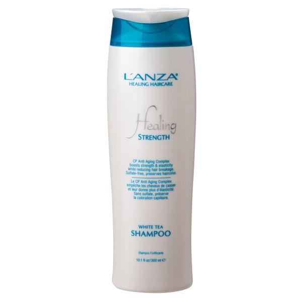 Strength White Tea Shampoo Lanza 300ml