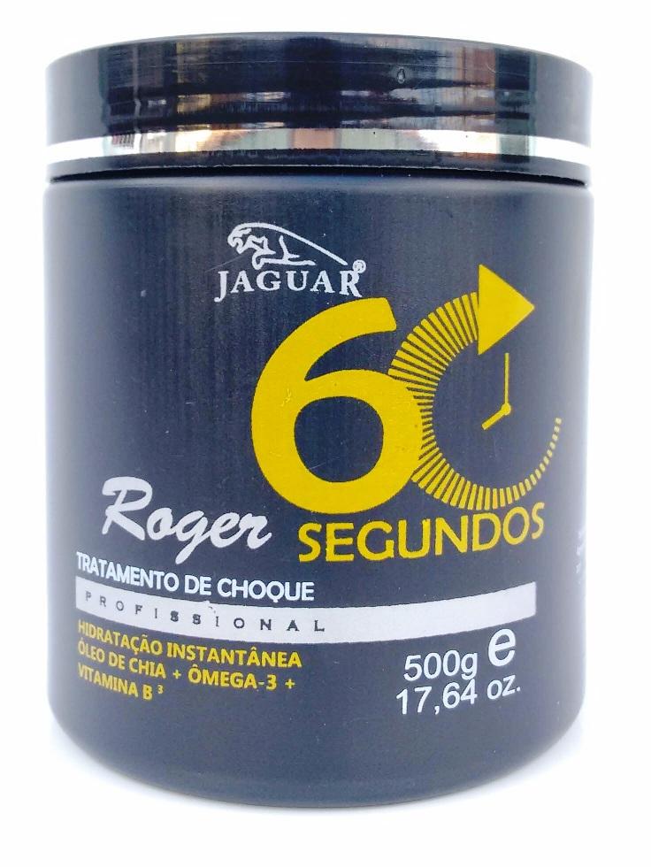 Tratamento de Choque 60 Segundos 500g By Roger
