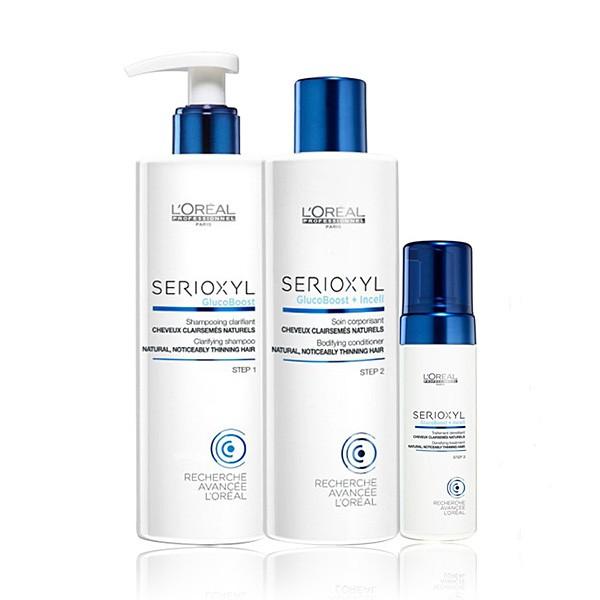 Tratamento Serioxyl Loreal Professionnel (3 produtos)