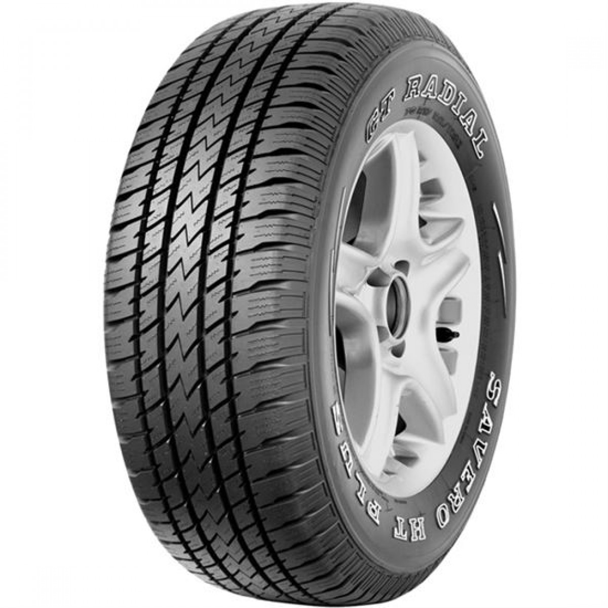 Pneu 245/70R16 GT Radial Savero Ht2 (Ranger, S10, Amarok, Sportage)