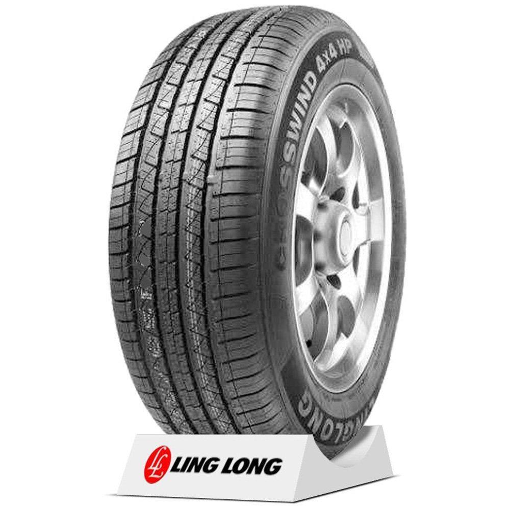 Pneu 265/60R18 Ling Long Crosswind 4X4 HP (Hilux SW4, S-10, Mohave,TrailBlazer, Cherokee)