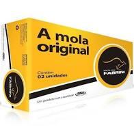 Mola Corsa Dianteira GL, Sedan, Pick Up 1994 a 2003 Mola Nova Original Fabrini (preço Par)