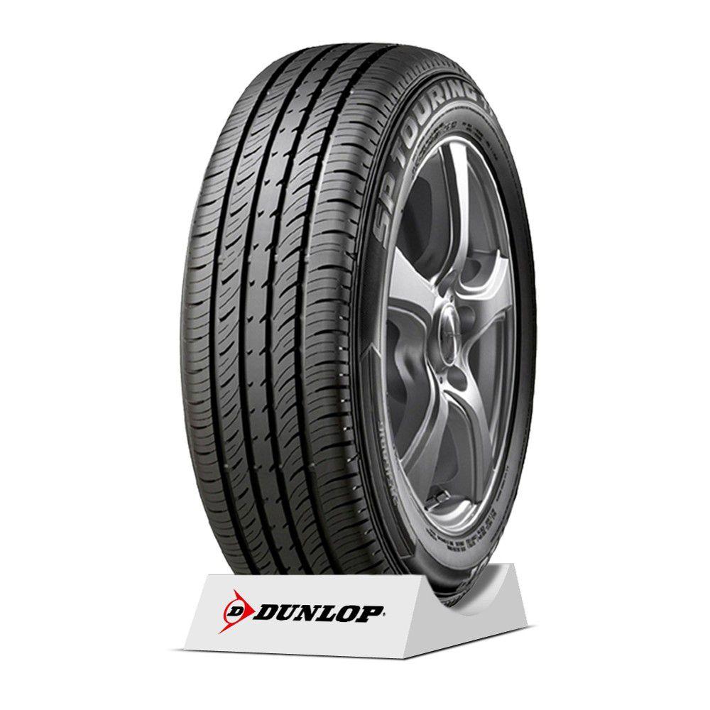 Pneu 175/65R15 Dunlop SP Touring T1 84T (Pneu Honda Fit, Classe A, Honda City)