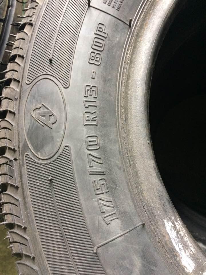 Pneu 175/70R13 Remold