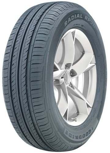 Pneu 195/55R16 Goodride (Pneu para C3, Siena, Peugeot 208, Punto, Idea, Versa, Tiida, Prius, Mini Cooper, Honda City)
