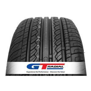 Pneu 205/55R16 GT Radial Champiro FE1 91V (Honda Civic, Cruze, Toyota Corolla, Pt Cruiser, Sentra, Megane, Jetta, Laguna)