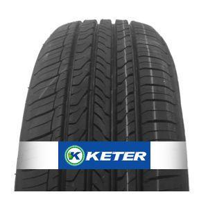 Pneu 205/55R16 Keter KT626 91 V (Honda Civic, Cruze, Toyota Corolla, Pt Cruiser, Sentra, Megane, Jetta, Laguna)