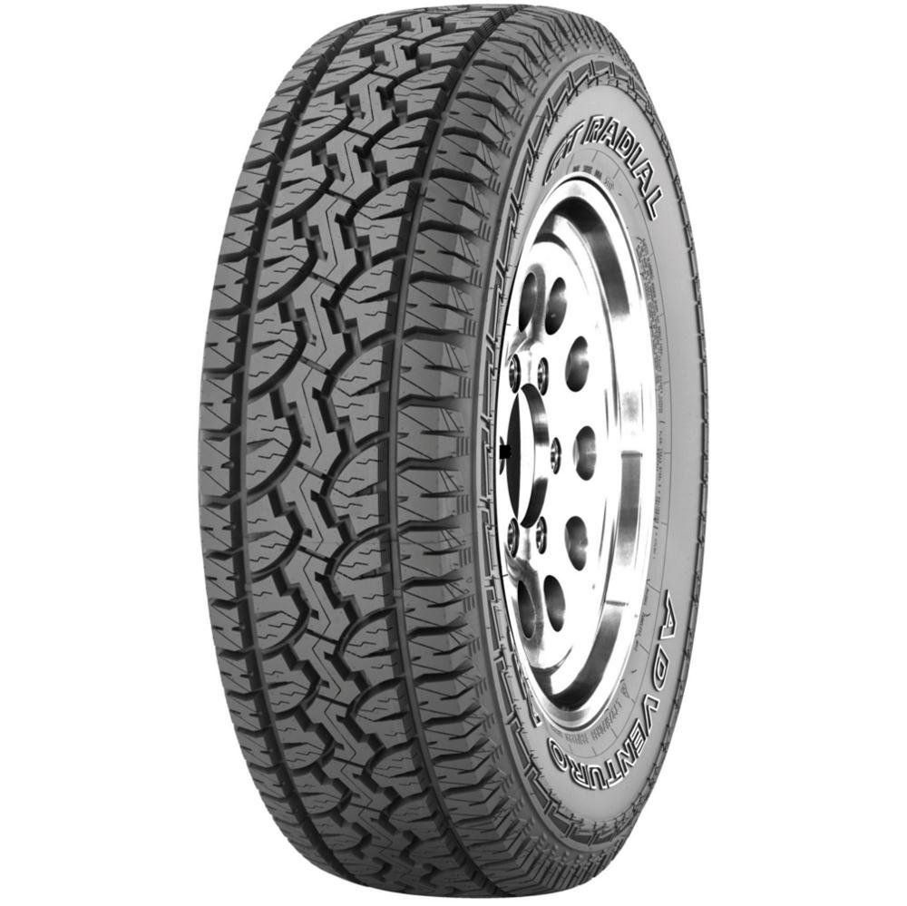 Pneu 265/50R20 GT Radial Adventure AT3 106T (Pneu Blazer, Durango, Grand Cherokee, Pajero Full)