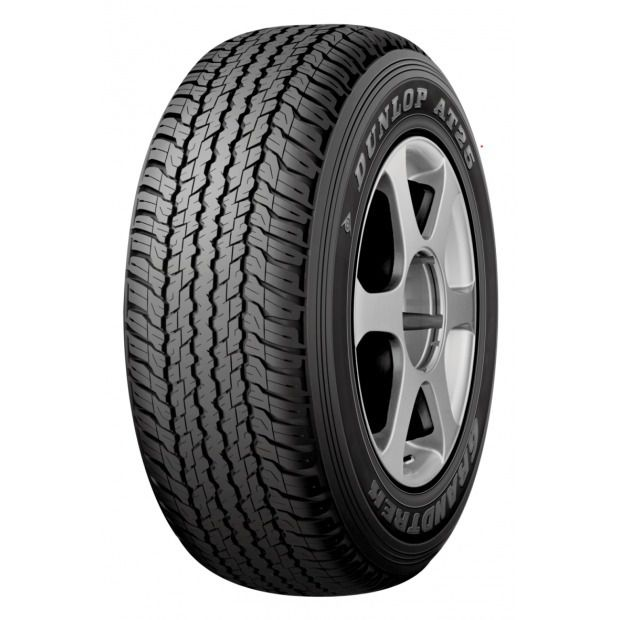 Pneu 265/60R18 Dunlop Grand Trek AT25 110H (Hilux SW4, S-10, Mohave,TrailBlazer, Cherokee)