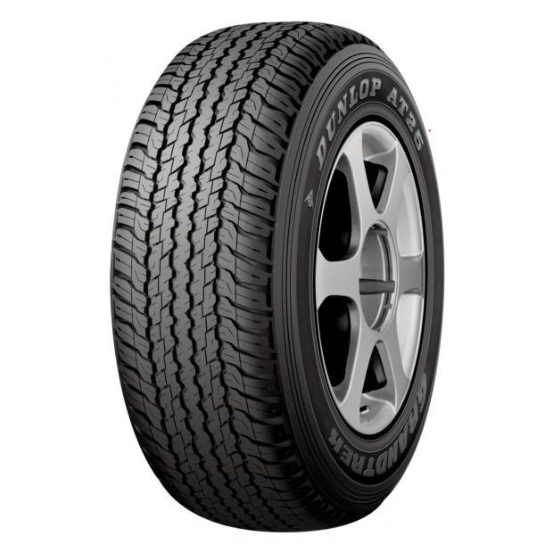 Pneu 265/60R18 Dunlop Grand Trek AT25 110H (Hilux SW4, S-10, Mohave,TrailBlazer, Cherokee)