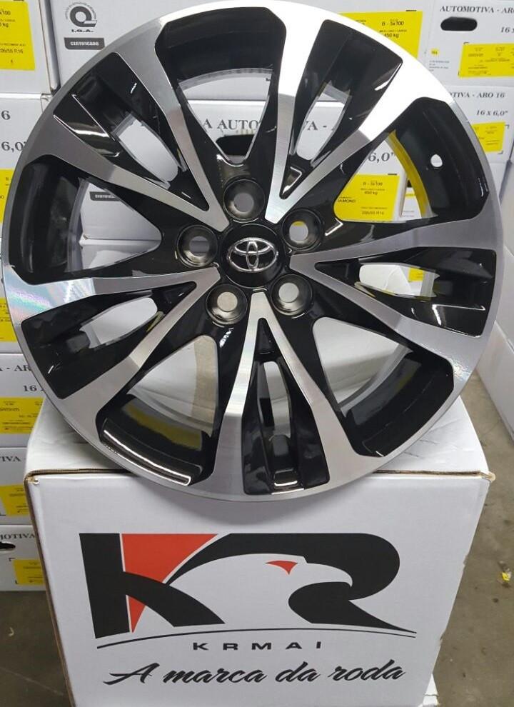 Roda Corolla NOVO  XEI XRS Altis KR R89 Aro 16