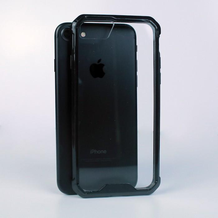 Capa Anti-Shock Armor para Smartphone cor black (preta)