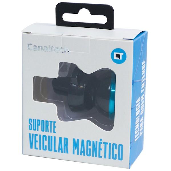 Suporte Veicular Magnético Canaltech