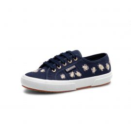 2750 INSECTEMBROIDER NAVY - GOLD INSECT
