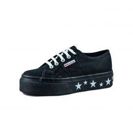 2790 COTU STARS BLACK/WHITE