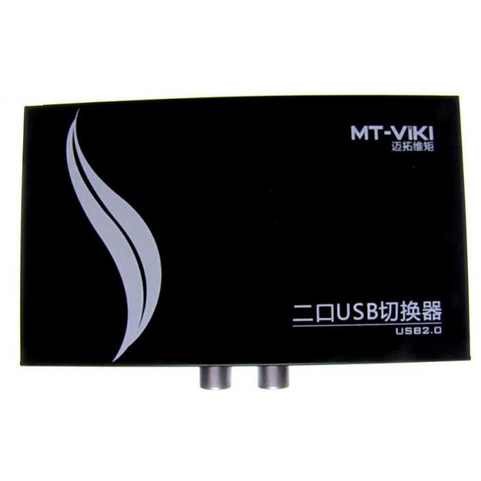 Chaveador USB 2 portas