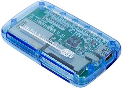Leitor de Cartão All-in-One USB