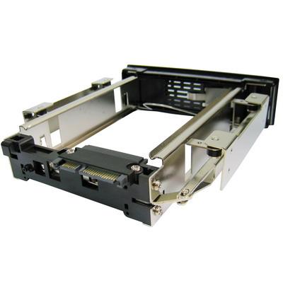 Gaveta SATA Rack móvel p/ HD 3,5´ c/ chave