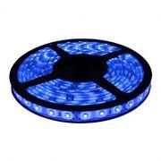 Fita de LED 5M 12V Azul  (60 led/m) SMD 3528